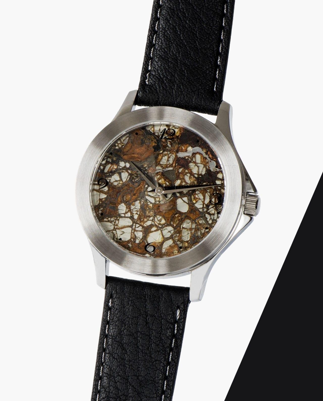 CONLIGHT-PALLAS Meteorite watch Jepara Pallasit