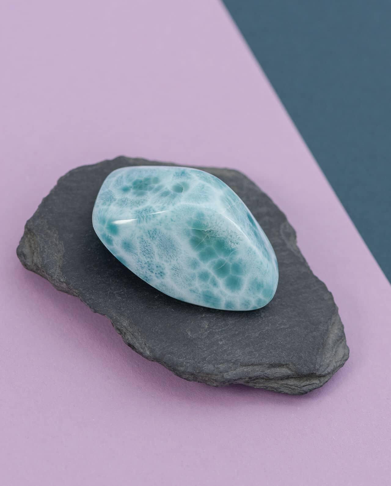 CONLIGHT Larimar Handschmeichler Larimar Stone