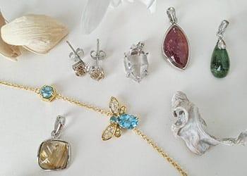 CONLIGHT Silber und Gold Schmuck Elemente