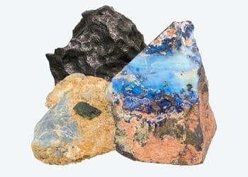 CONLIGHT Edelsteine Elemente
